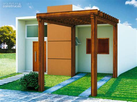 Projeto De Casa Pequena E Cheia De Economia