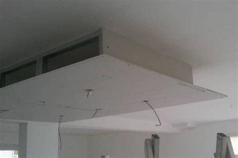 rail placo plafond chassis suspendu montant r45 m45 caisson decaissement faux id 233 es