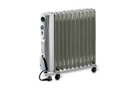 radiateur d appoint bain d huile