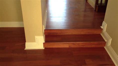 Brazilian Cherry Wood Flooring-in Orange