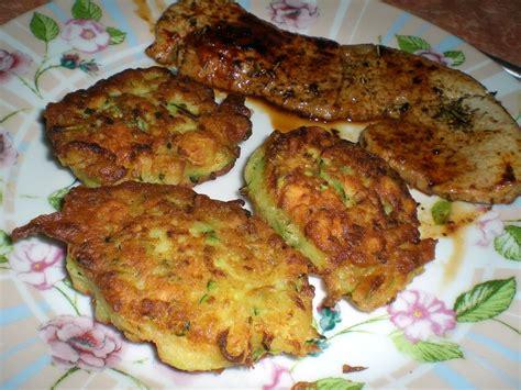 beignets de courgettes manou et sa cuisine
