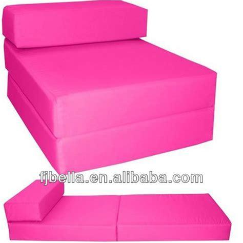 bloc rempli de mousse chaise pliante lit z invit 233 futon en plein air canap 233 salon id de