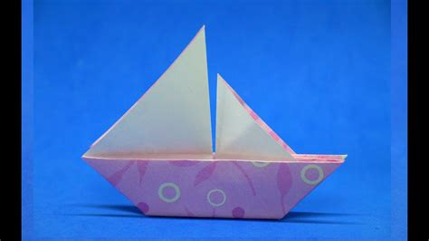 How To Make A Paper Boat Step By Step With Pictures by How To Make A Paper Boat Simple Easy Step By Step