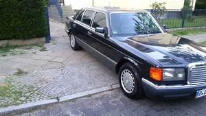 Mercedes-Benz 300sel w126 1988 !! - YouTube
