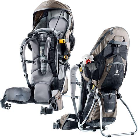 wiggle deuter kid comfort iii child carrier rucksacks