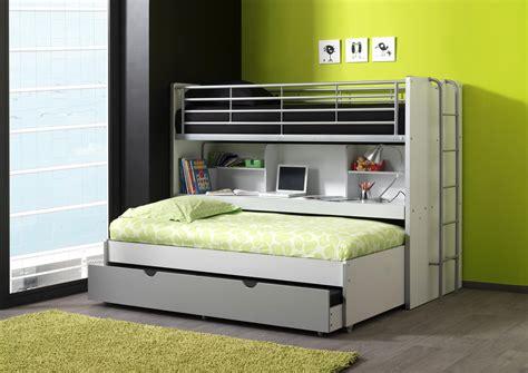 lits enfant superpos 233 s combin 233 avec tiroir lit blanc bleu carrie lits superpos 233 s chambre