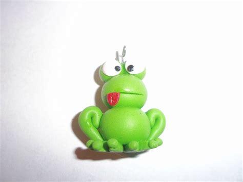 grenouille fimo attitude