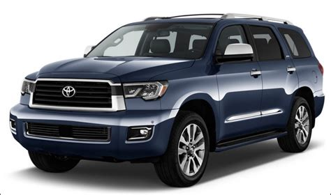 2019 Toyota Sequoia Redesign, Release, Price Toyota