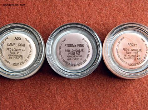 paint pots pro longwear 2013 mac cosmetics kenderasia