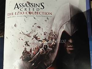 Assassin's Creed: The Ezio Collection PS4 Marketing ...