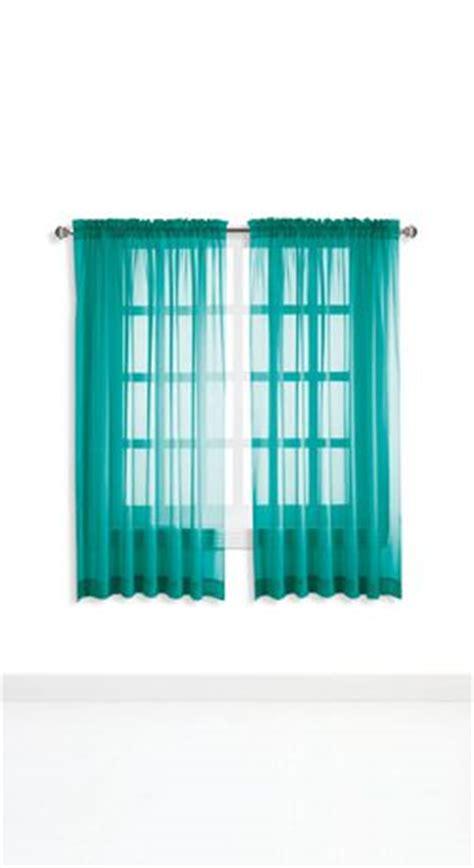 Window Curtains Walmartca by Mainstays Rod Pocket Window Panels Walmart Ca