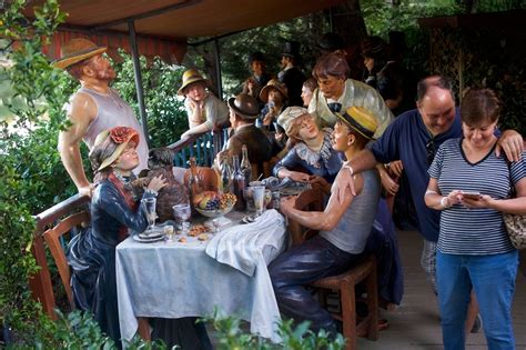 Luncheon Of The Boating Party Time Period by Luncheon Of The Boating Party Subject Matter Tween