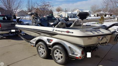 Craigslist Utah Used Boats by 2014 Used Ranger Boats Z519c Bass Boat For Sale 48 975