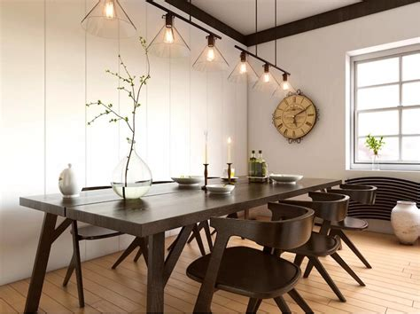 10 Fabulous White And Wood Dining Room Ideas To Inspire