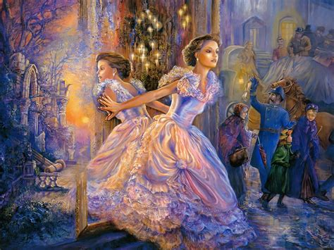 Josephine Wall Paintings