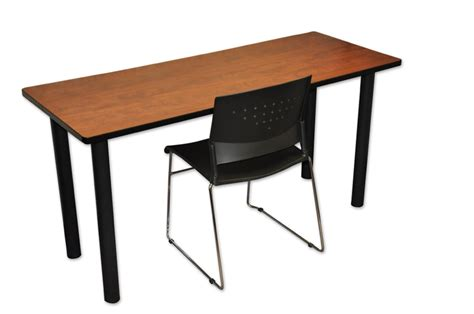 uline conference table conference table 96 x 43 quot cherry h 5055dc uline conference tables