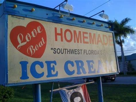 Love Boat Ice Cream In Fort Myers Florida by Love Boat Ice Cream Fort Myers Jeff Eats