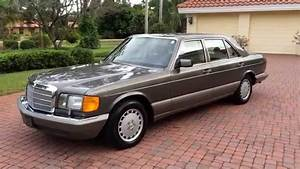 SOLD - 1987 Mercedes-Benz 560SEL (W126) for sale by Auto ...