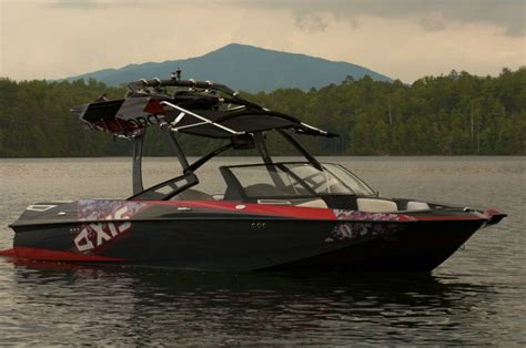 Axis Wake Boats Forum by 2013 Axis Recon Edition Axis Wake Research Honors Armed