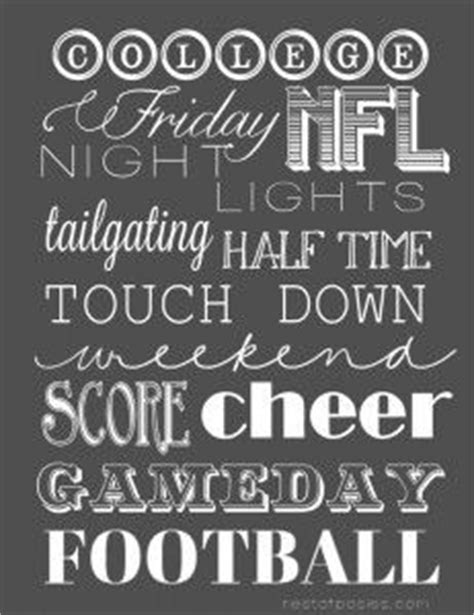 Ticket Template Gameday by Game Day Football Printable Cute When Framed