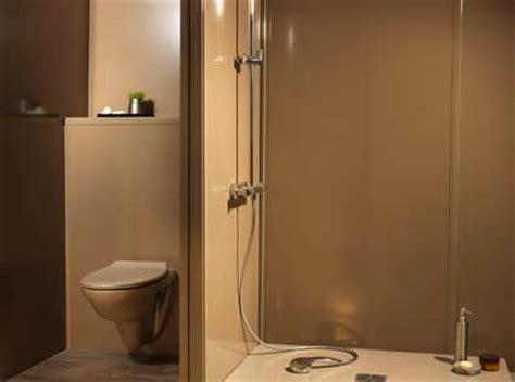 les panneaux muraux composites d 233 cofast de lazer styles de bain