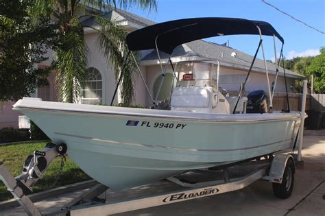 Bulls Bay Boats Facebook by 2015 Used Bulls Bay 2000 Center Console Fishing Boat For