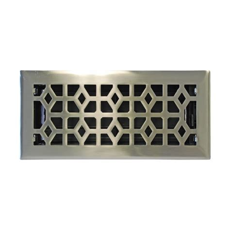 1000 images about chic floor vent covers registers on allen roth polished chrome
