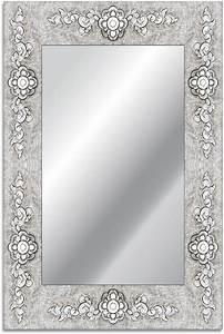 Wandspiegel Modern Ohne Rahmen : home affaire spiegel rahmen blume 40 60 cm otto ~ Markanthonyermac.com Haus und Dekorationen