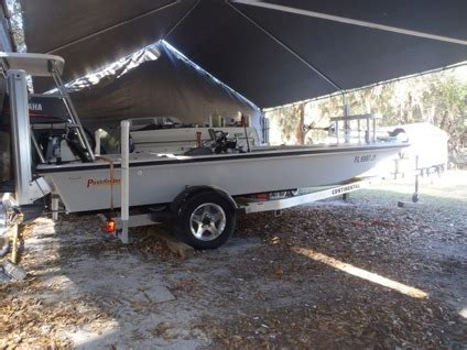 Pathfinder Boats Jacksonville Fl by 8 700 Pathfinder 17t Tunnel Flats Boat For Sale In