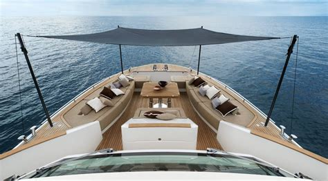 The Open Boat Main Idea by Mcy 86 Monte Carlo Yachts Luxury Yachts