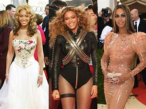 Beyoncé's incredible fashion evolution - INSIDER