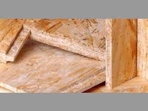 Osb Platten Verkleiden : holzwerkstoffe holzbau steinbach gmbh ~ Markanthonyermac.com Haus und Dekorationen