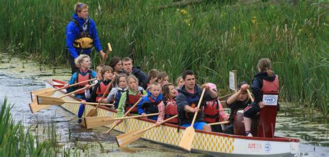 Dragon Boat Hire by Dragon Boating Haven Banks