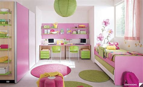 idee decoration chambre fille visuel 9