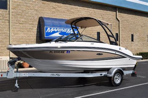 Sea Ray Boats Orlando Florida by Bowrider Boats For Sale In Orlando Florida