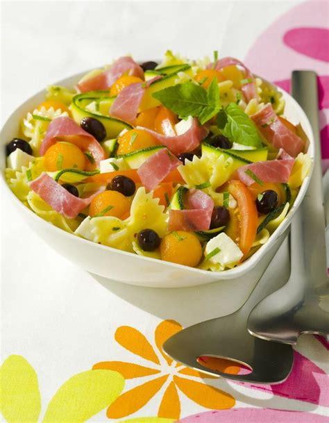 17 meilleures id 233 es 224 propos de salades de p 226 tes au jambon sur salades de p 226 tes
