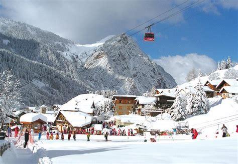 station de ski pralognan la vanoise alpes du nord savoie vacances