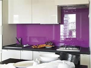 Küche Farbe Wand : wand in der k che gestalten farbe material k chentrends ~ Markanthonyermac.com Haus und Dekorationen