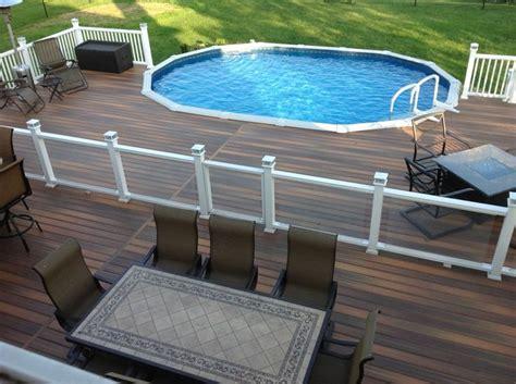 25 best ideas about pool decks on pool ideas above ground pool decks and deck storage