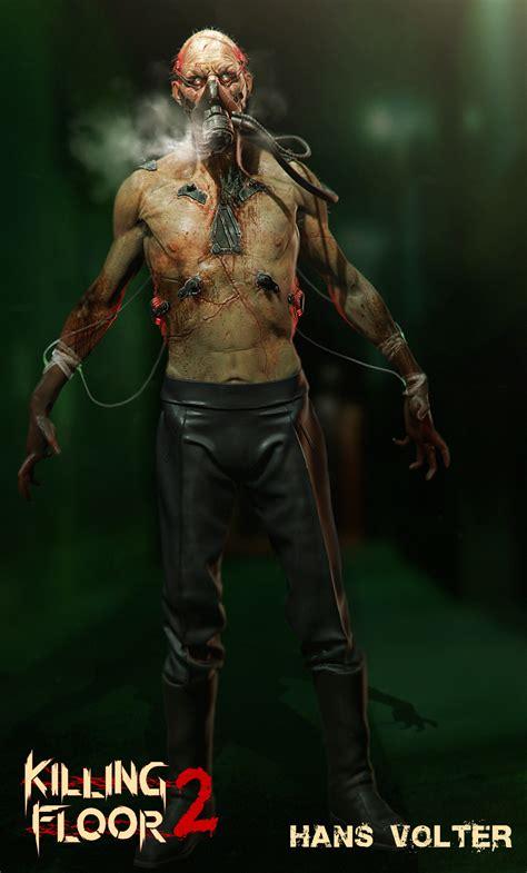 killing floor 2 debuts new character hans volter