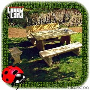 Holz Gartenbank Massiv : garten sitzgruppe aus holz massiv gartenm bel gartenbank gartentisch antik look ebay ~ Markanthonyermac.com Haus und Dekorationen