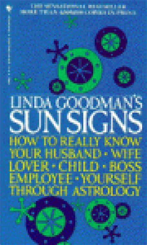 Linda Goodman's Sun Signs By Linda Goodman — Reviews. Aspiration Signs. Grammatically Signs Of Stroke. Music Signs Of Stroke. Deck Signs. Wheel Signs Of Stroke. Oxygen Saturation Signs. Gene Signs. Form Signs Of Stroke