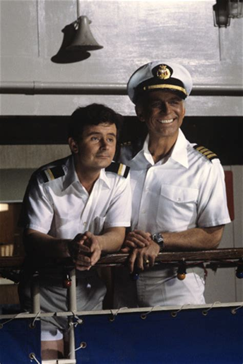 Gopher S Job On Love Boat by Pictures Photos From The Love Boat Tv Series 1977 1987