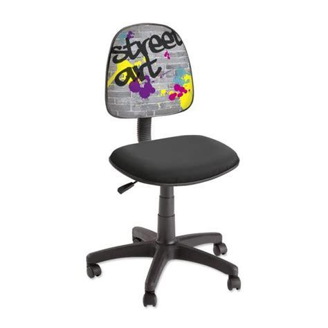 chaise de bureau enfant imprim 233 e quot quot achat vente chaise de bureau 100