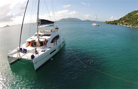 Catamaran Sailing Family by Virgin Island Sailing Archives Visailing