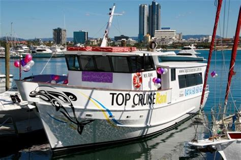 Barbie Boat Hire Gold Coast by Boat Charters Gold Coast Luxury Cruises Gold Coast