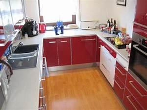 Ikea Möbel Weiß : ikea k che hochglanz rot weiss traumhaft in seukendorf ikea m bel kaufen und verkaufen ber ~ Markanthonyermac.com Haus und Dekorationen
