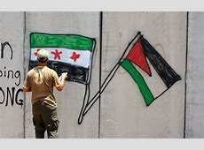 Palestinians and Syrians Are Allies in the Struggle for