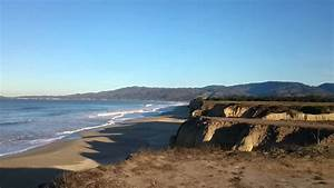 Wavecrest Beach, Half Moon Bay - YouTube