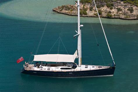 Catamaran Sailing Southern Ocean by Luxury Yacht Danneskjold Built By Southern Ocean Marine